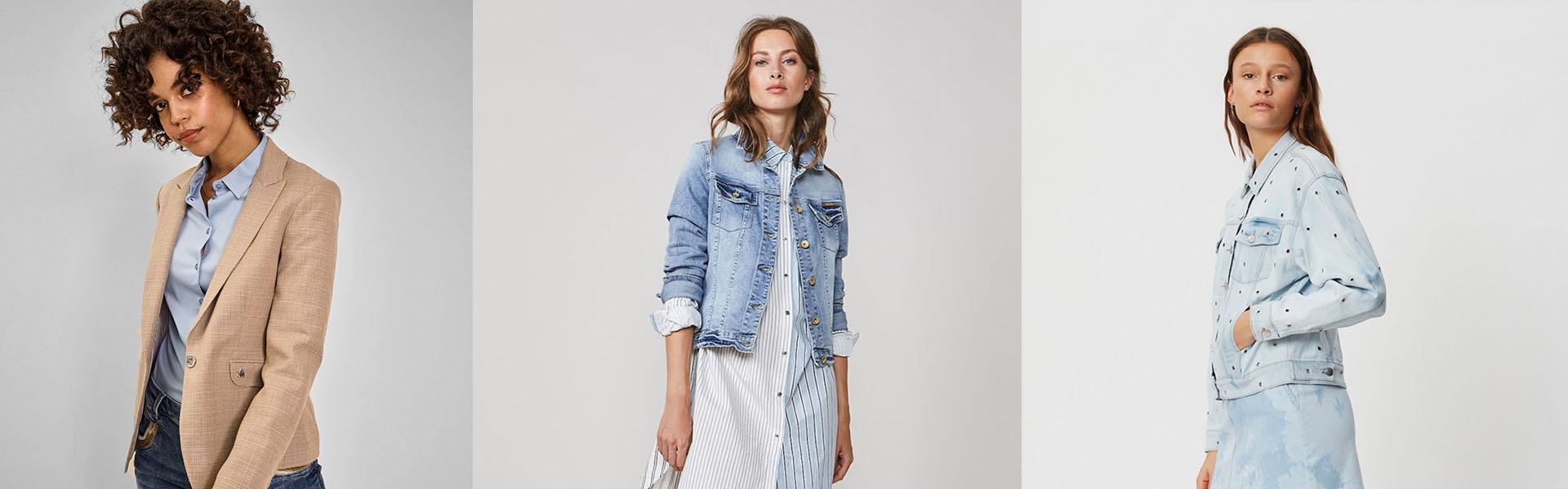 Dames kleding blazers en jassen