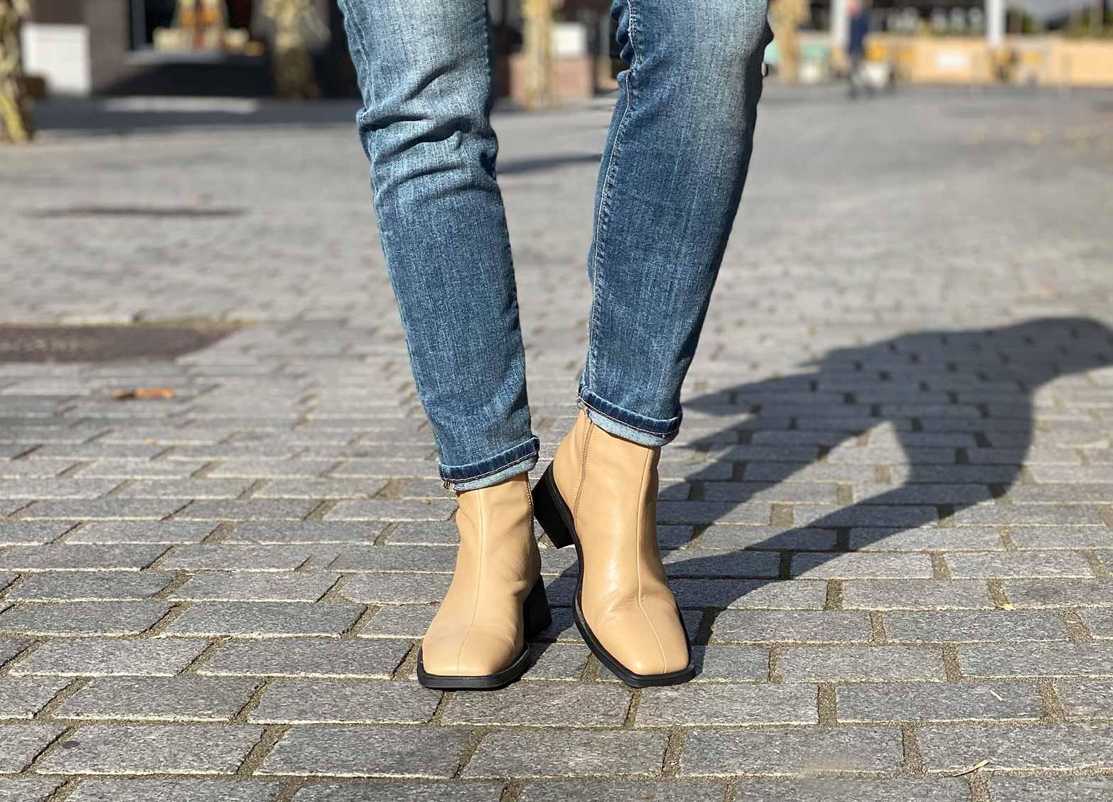 nieuwe schoenen Vagabond