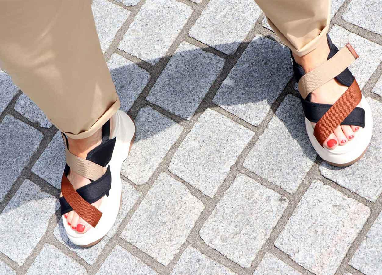 Vagabond sandaal